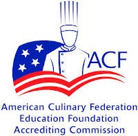American Culinary Federation Education Foundation Accrediting Commission logo